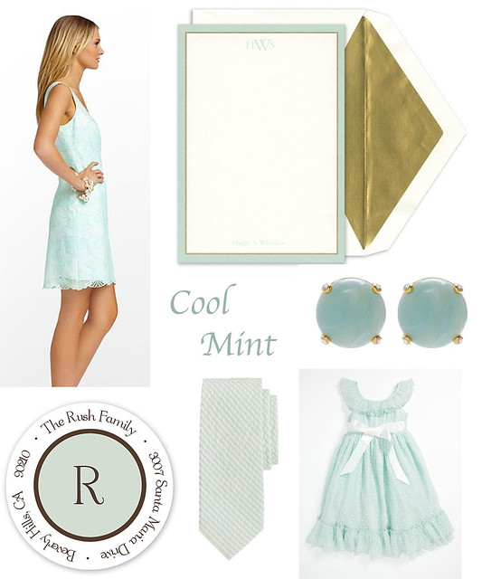 Spring Trends: Cool Mint