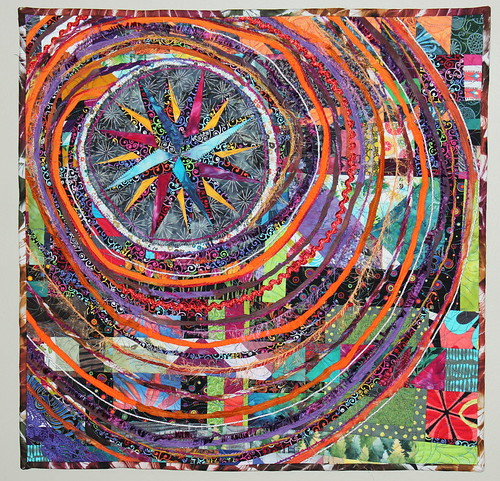ENTRY Celebrate Annie created for the 'Annie's Vision Project QUILTING Challenge'