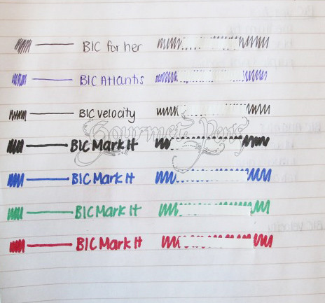 Shoplet Bic Writing Sample