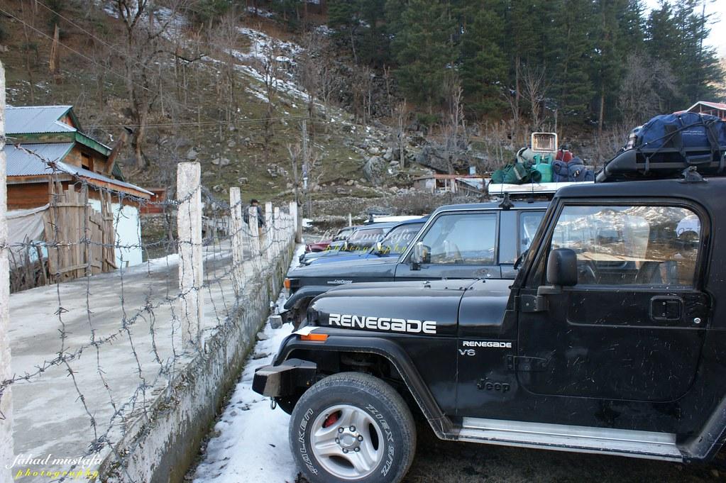 Muzaffarabad Jeep Club Neelum Snow Cross - 8468225789 425c6f394a b