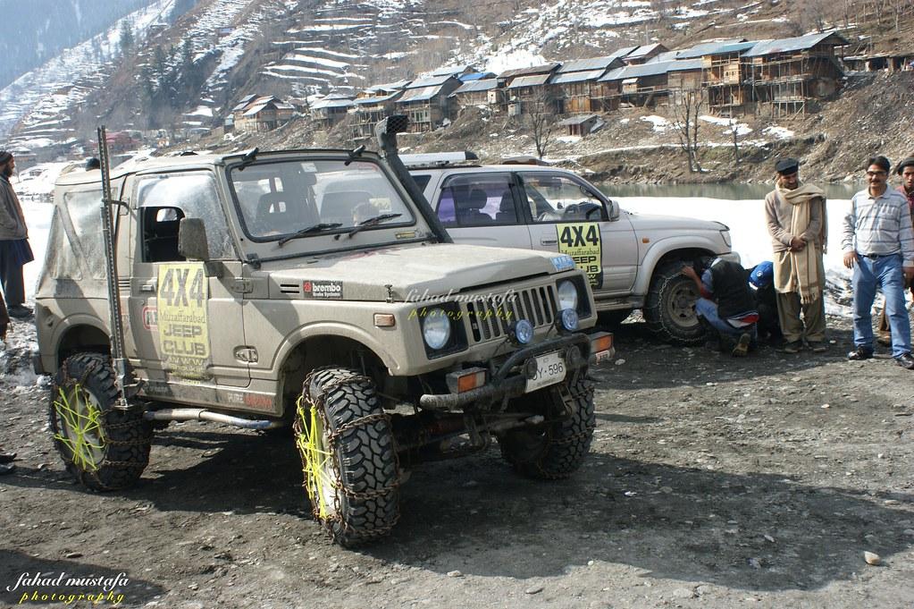 Muzaffarabad Jeep Club Neelum Snow Cross - 8470734089 e577a46e63 b