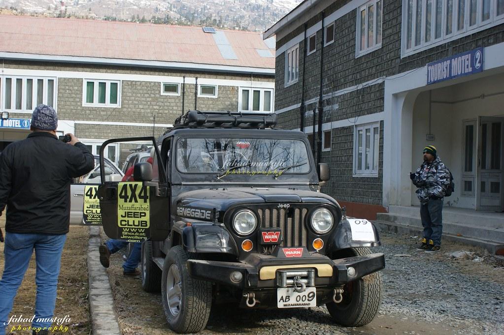 Muzaffarabad Jeep Club Neelum Snow Cross - 8470839591 06b67dea70 b