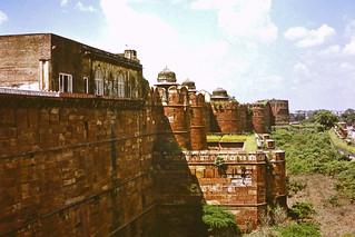 Agra Fort - Uttar Pradesh - India