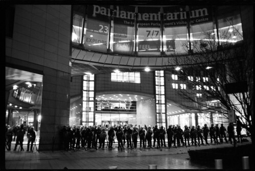 'Farmers Protest 2' - EU parliament, Brussels, Belgium 2012