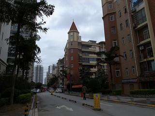 マンション街