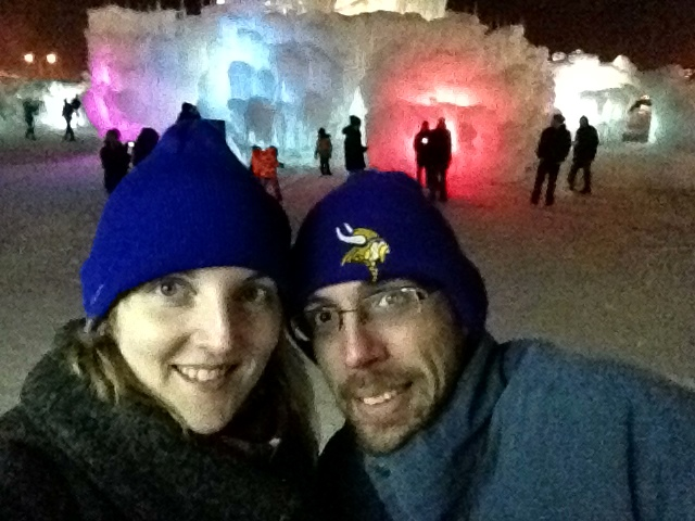 The coldest date night we've had so far #project365