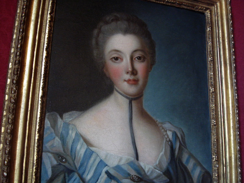 Portrait of Louise Dupin