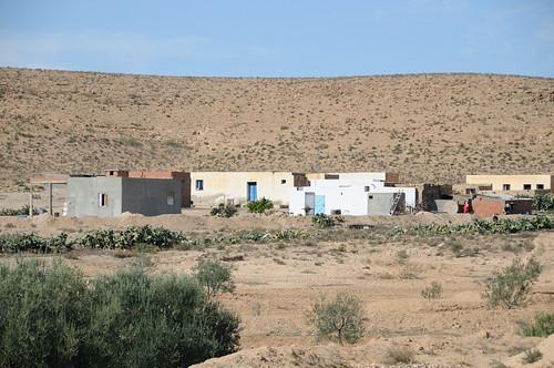 africa landscape tunisia