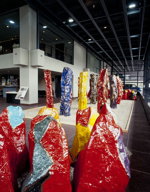 1998 Installation - Gift of the Forest - 4