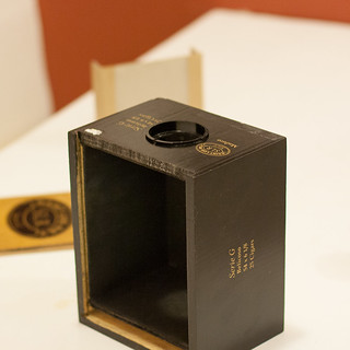 The Cigar Box Camera