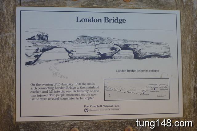 เที่ยว London Bridge - Port Campbell