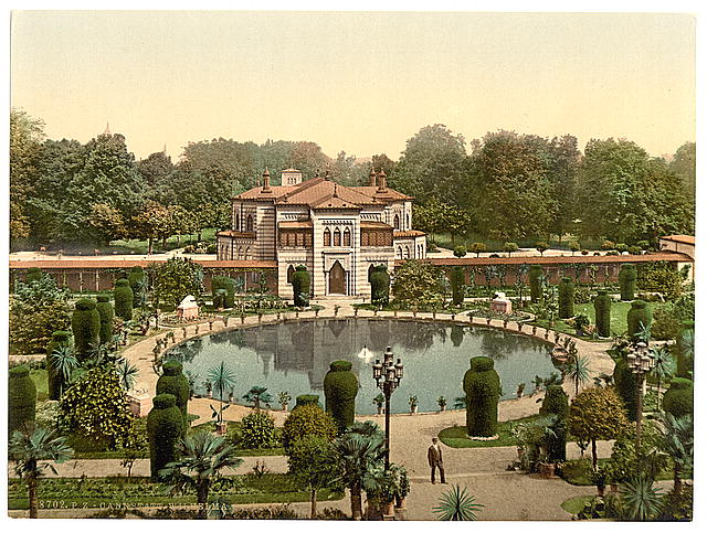 Stuttgart_Wilhelma_1900