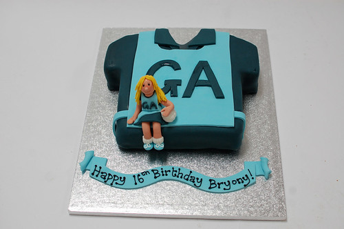 Images Of Netball Cakes