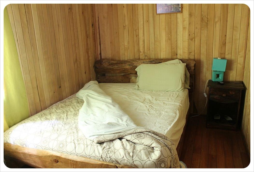 bosque nativo valdivia private room