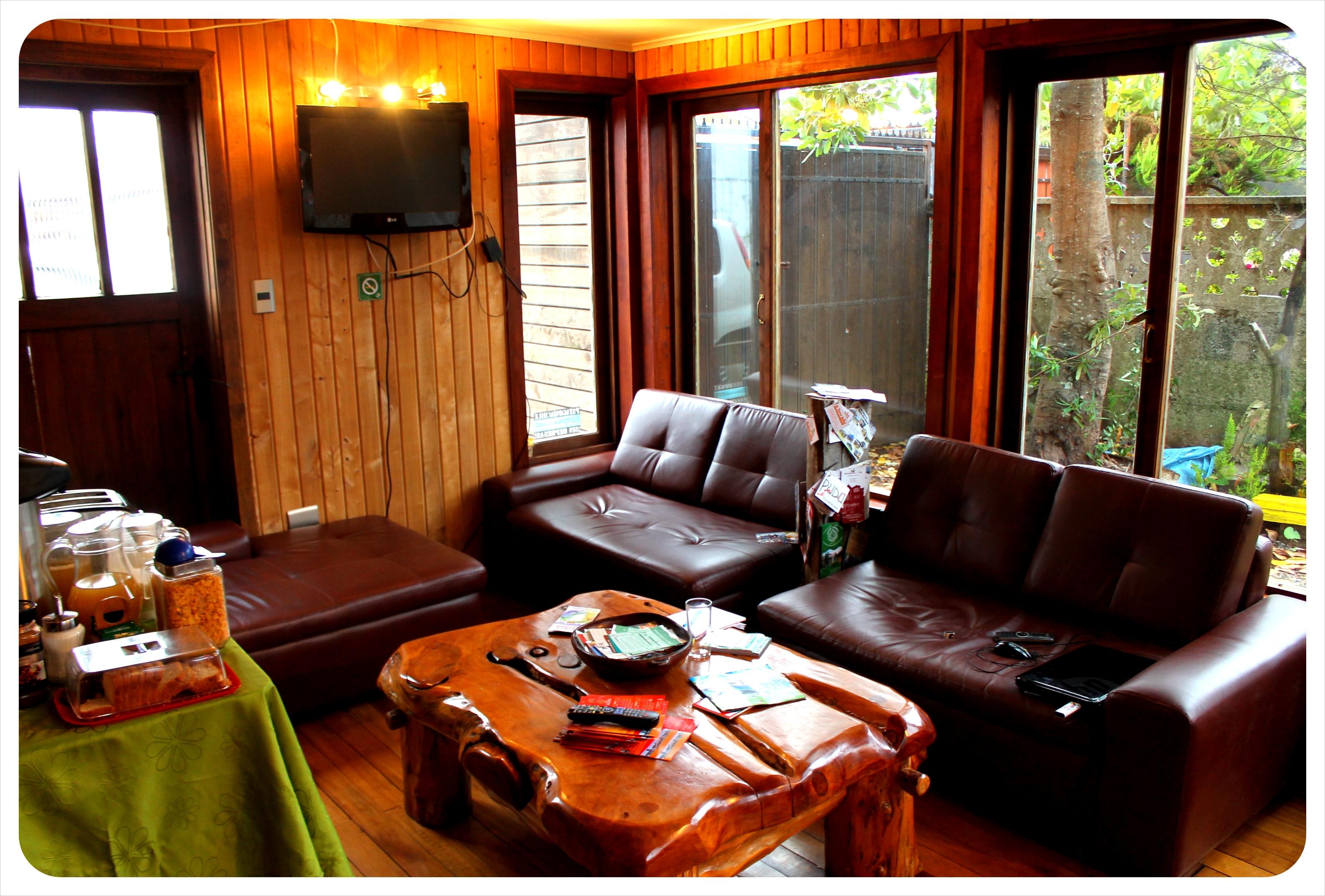 bosque nativo valdivia living room