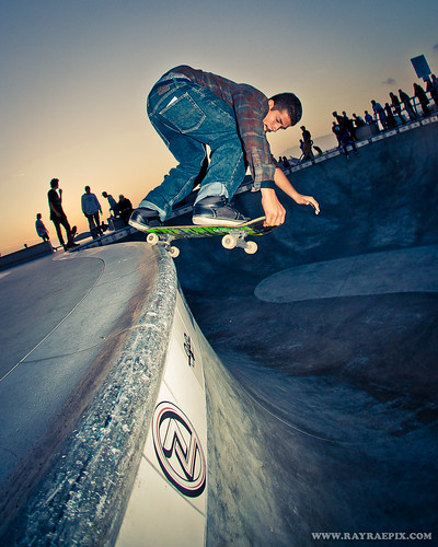 Venice Skate Park Picture of the Week 2-24-13 | Yo! Venice! Venice Beach, California