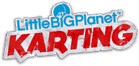 LittleBigPlanet Karting Logo