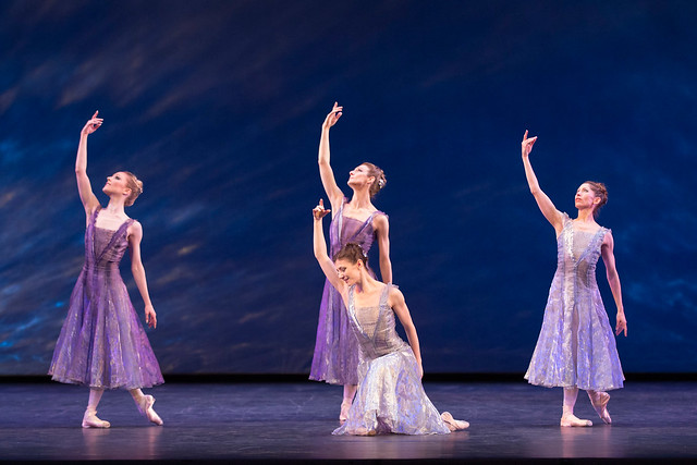 Artists of The Royal Ballet in 24 Preludes © ROH/Johan Persson, 2013