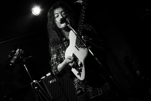 O.E. Gallagher live at ZZ, Tokyo, 24 Feb 2013. 147