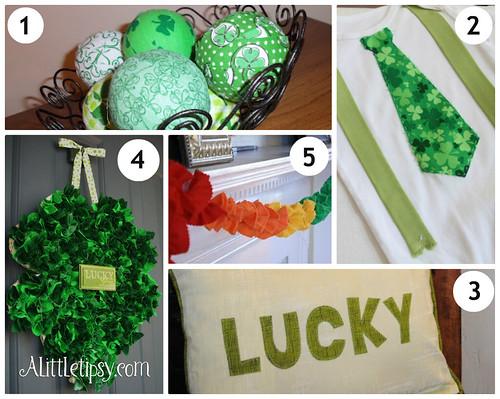 4my3boyz St. Patrick's Day Ideas