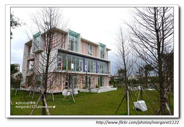 【宜蘭】最會玩顏色的民宿:羅東調色盤築夢會館