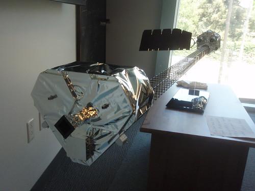 NuSTAR model at Caltech