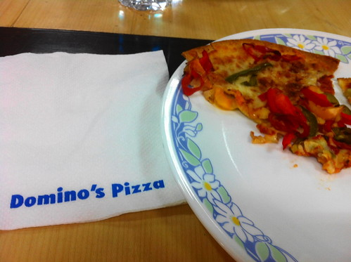 Domino's Pizza at New Delhi