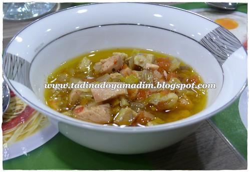 BOUIL ABAISSE balık çorbası