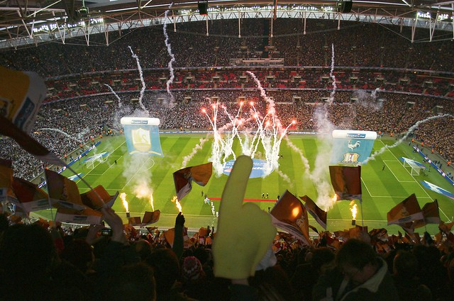Bradford City v Swansea City, Wembley - Feb 2013