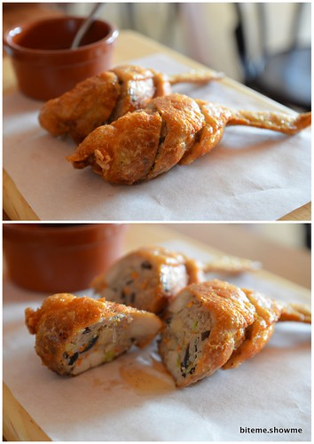 Chi Chi - Stuffed Chicken Wings