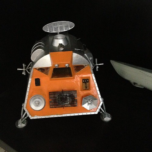 My latest model - the space pod from Lost in Space by Ed Bierman