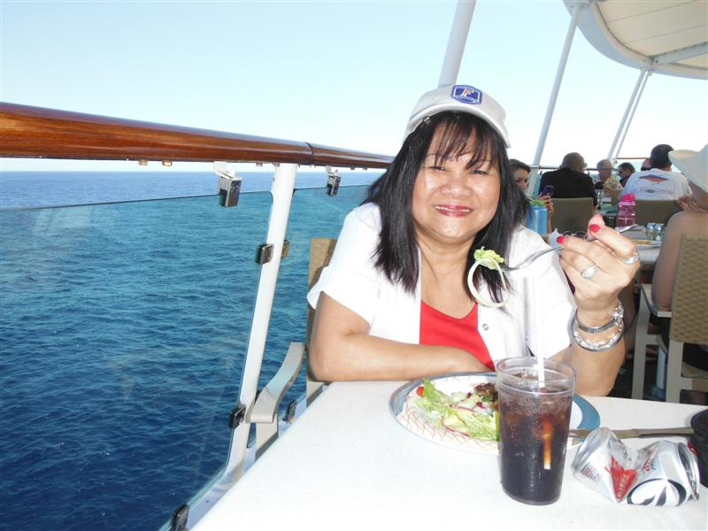 Live Jewel Of The Seas March 2 7 2013 Fun In The Sun