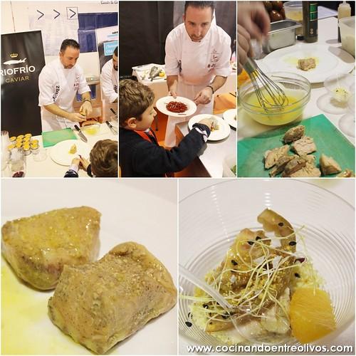 Cocineros 4.0 y Bloggers www.cocinandoentreolivos.com 2