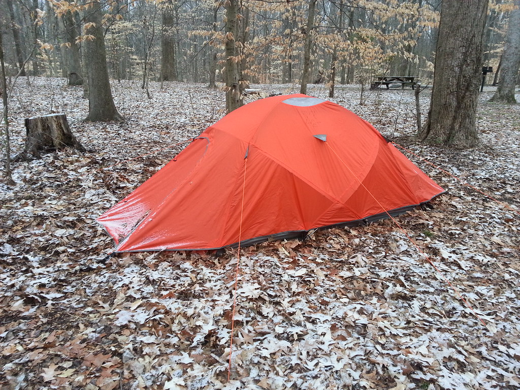 Coleman Exponent X2. Got a bit of snow/sleet over night. & Post your tents - Page 43 - Expedition Portal