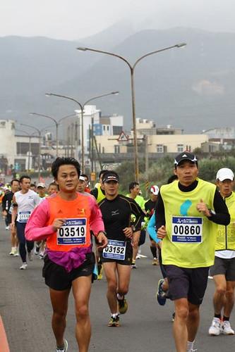 萬金石跑步照(4)
