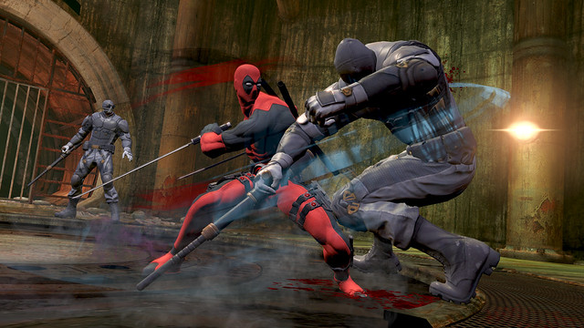 Deadpool on PS3