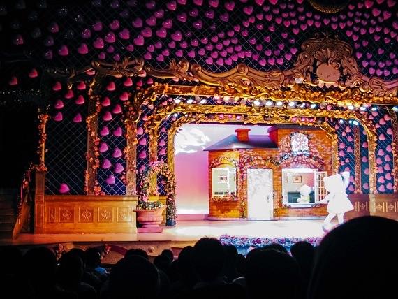 Sanrio Theme Park - Puroland - show