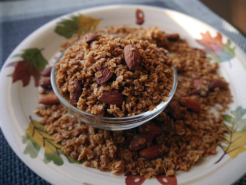 2013-03-07 - VSoul - Maple-Almond Granola - 0002