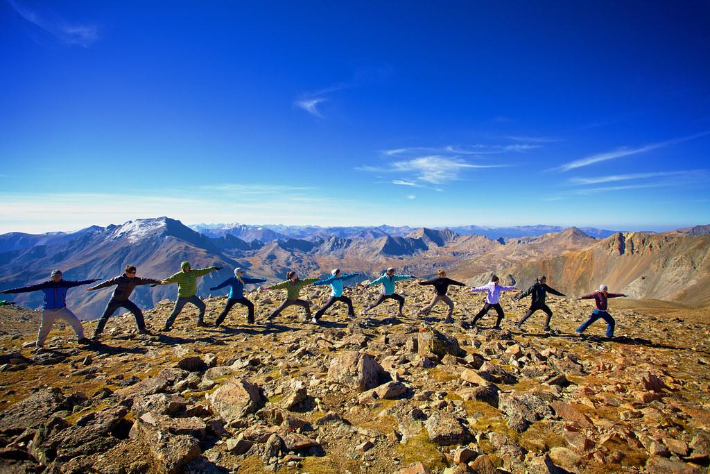 14er Yoga Gurus