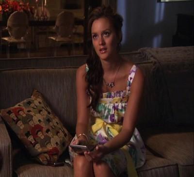 Blair Waldorf fashion: Gossip Girl season 2... - Blair ...  |Blair Waldorf Hair Season 2
