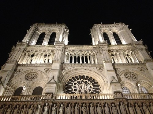 Notre Dame in its 850th year