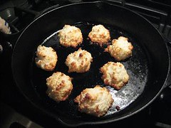Cast Iron Macaroons