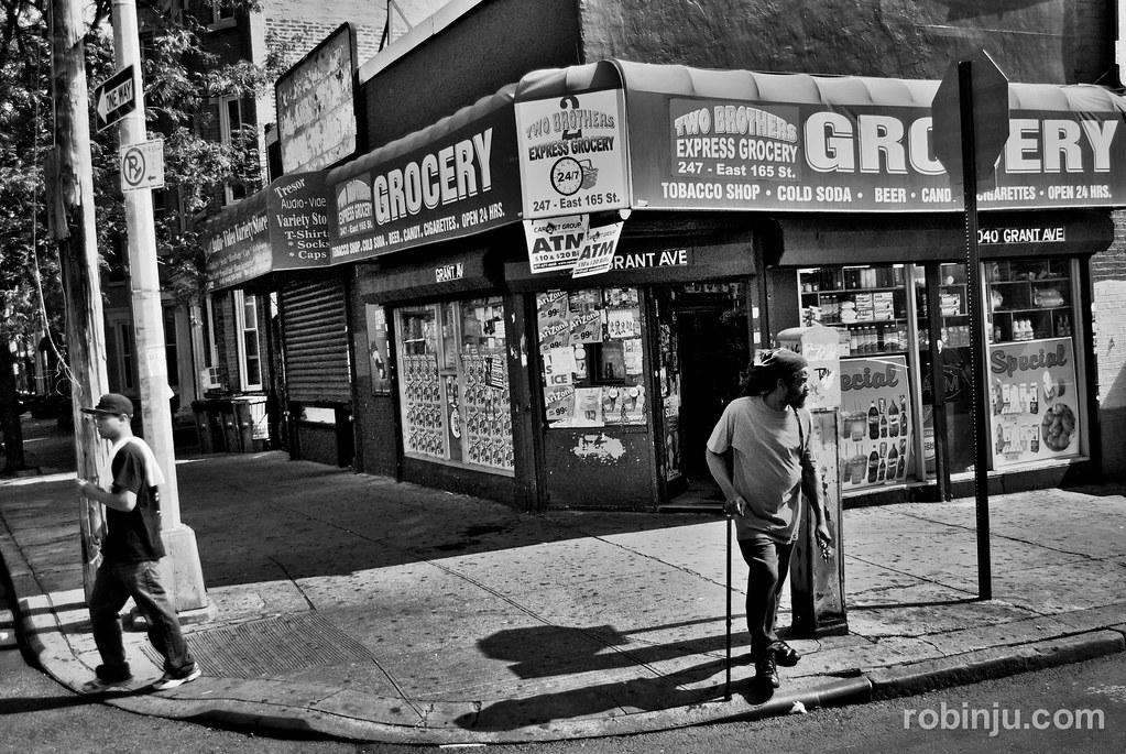Una mañana en el Bronx, NYC