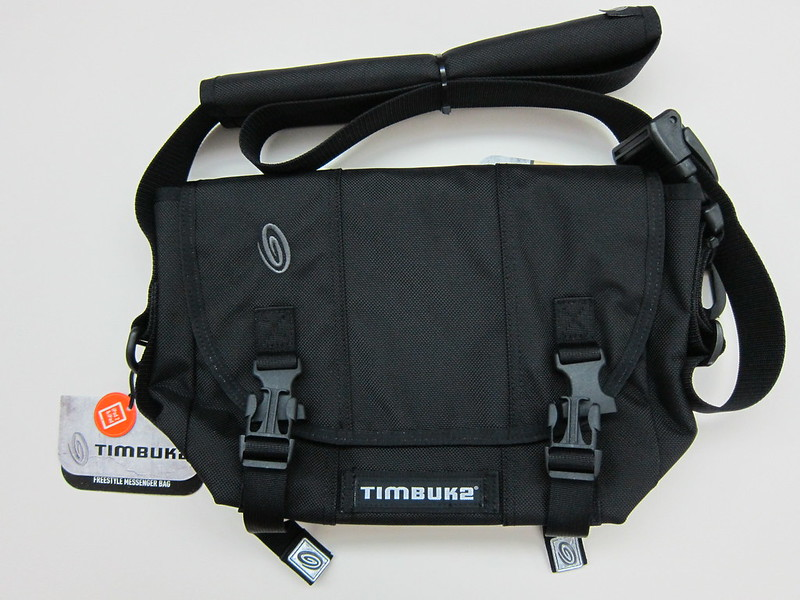 Timbuk2 Freestyle Messenger Bag for iPad - Front View
