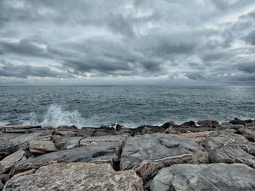 Il mare d'inverno #01
