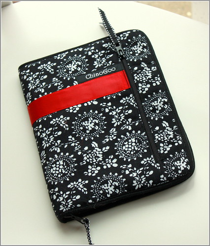 ChiaoGoo interchangeable needles case
