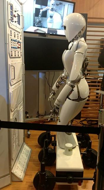 AILA- Der weibliche Roboter