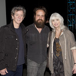 Emmylou Harris, Rodney Crowell and Iron & Wine's Sam Beam at SXSW 2013