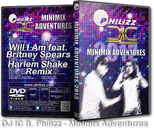 Philizz - Сборник клипов Minimix Adventures (2013) HDTV 1080p