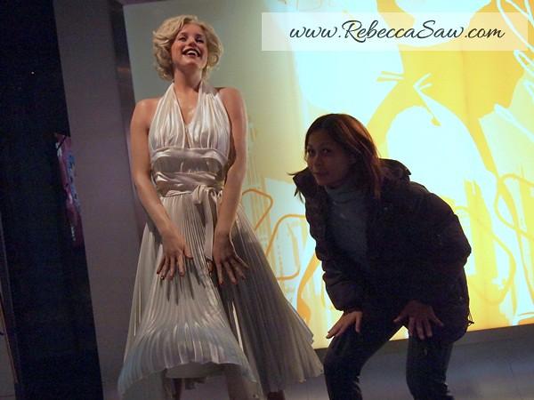 Rebecca saw 1Madame Tussauds in Shanghai - rebecca saw-003